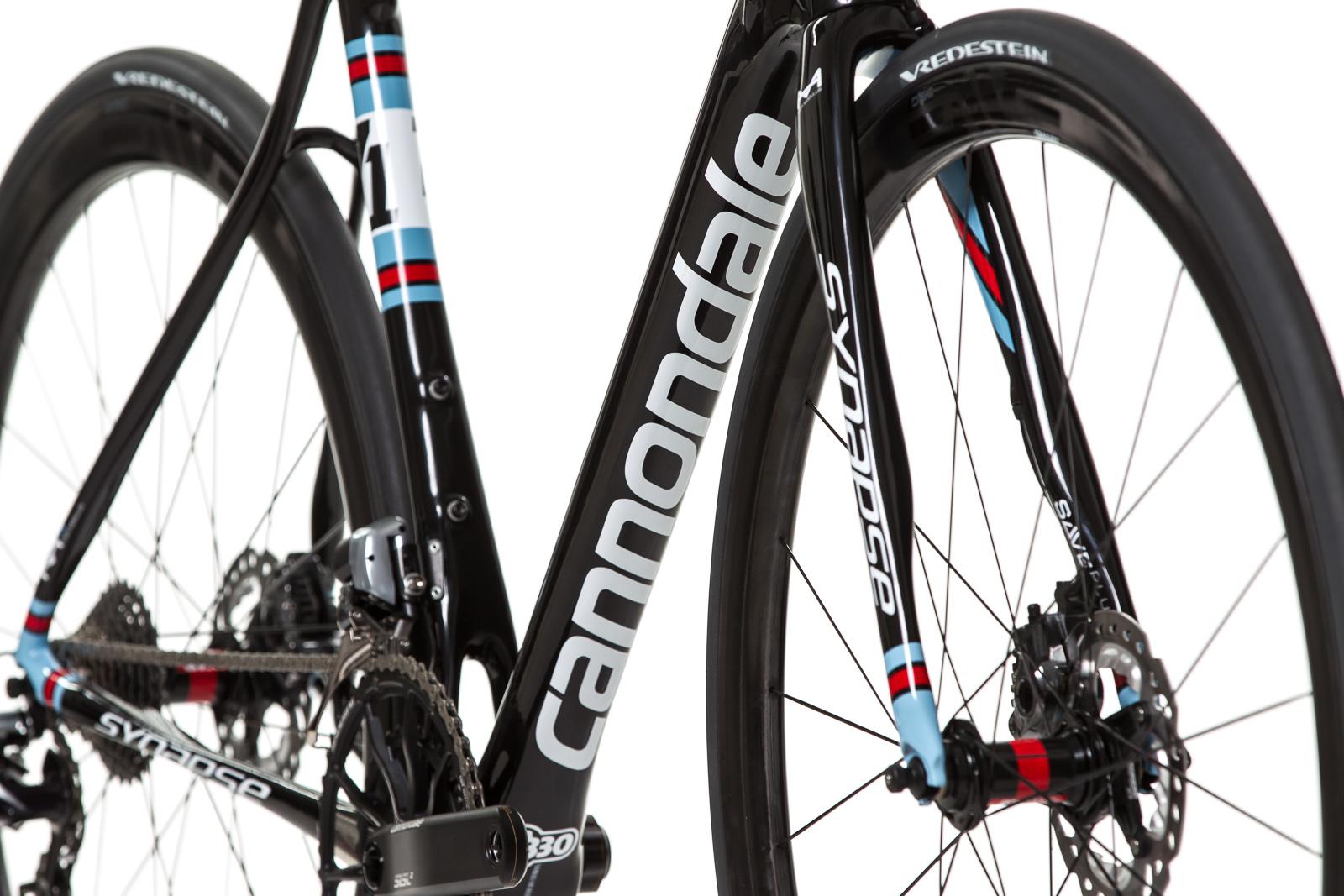 Cannondale Synapse Hi Mod Dura Ace Di2 Disc Bikeboard Cc