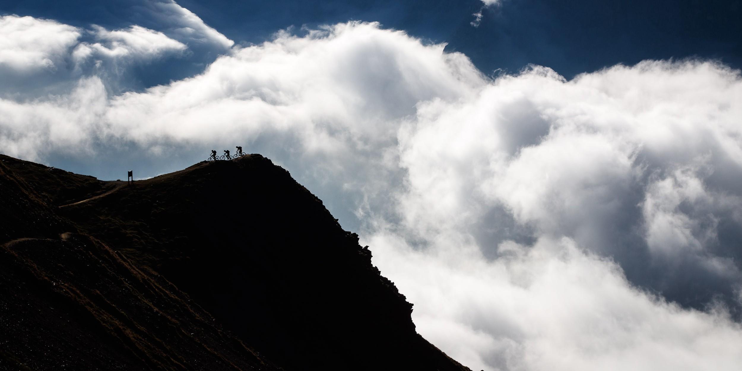 Komplizentour - Bike mountaineering in South Tyrol & Co.