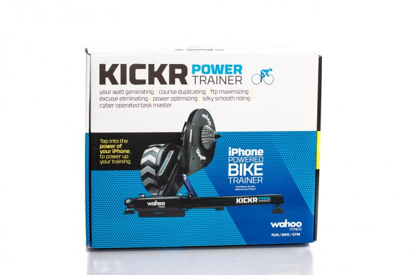 the KICKR Power Trainer