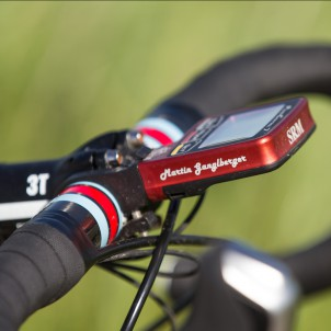 To carry on the tradition we ride SRM only with the box.