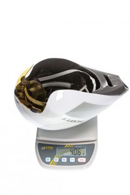 406 g with visor