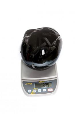 387 g with visor