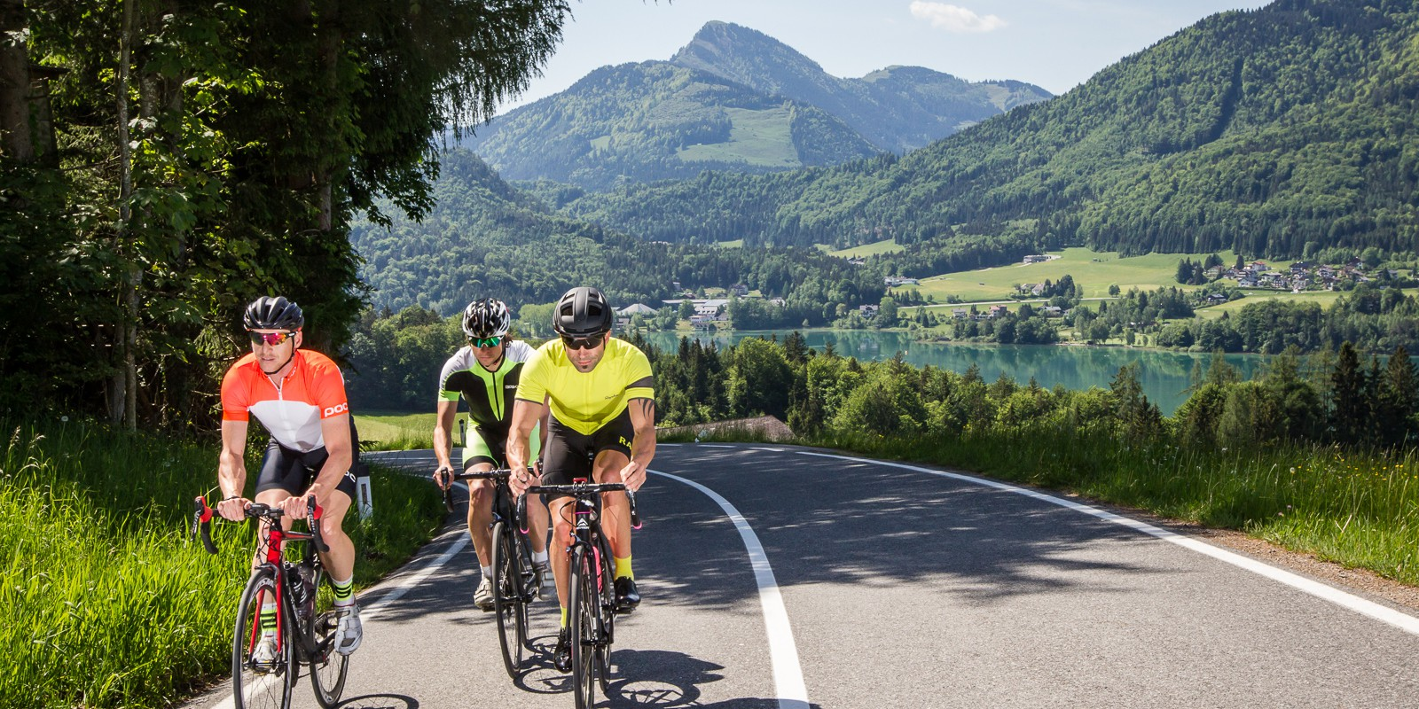 Fuschlsee Road Bike Region