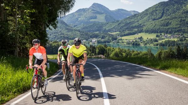 Fuschlsee Road Bike Region