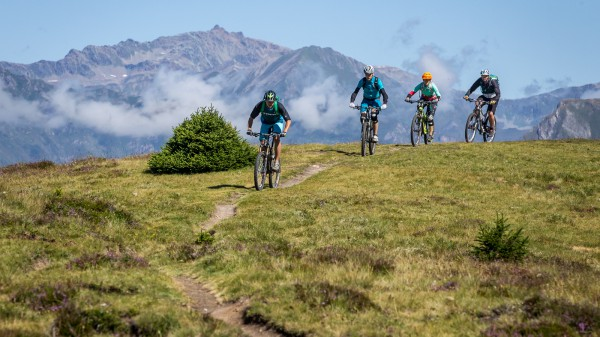 3 Country Enduro Trails Nauders