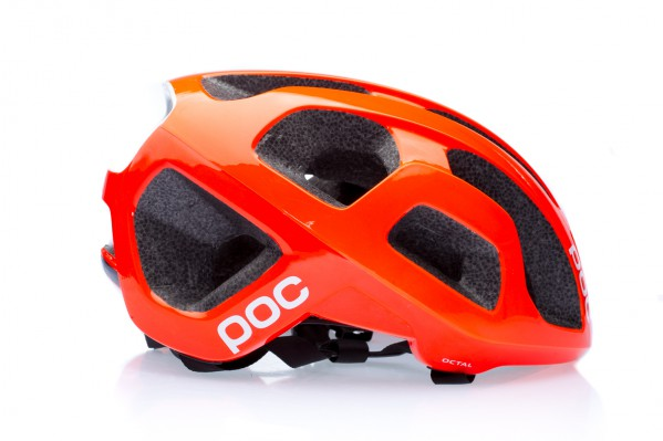 POC Octal AVIP Helmet in zink orange